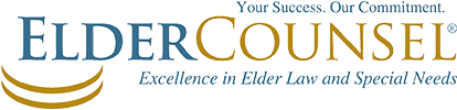 Logo Recognizing Miller Law Office, PLLC's affiliation with the Elder Counsel